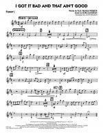 I Got It Bad and That Ain't Good - Trumpet 1 Sheet Music