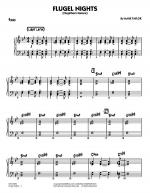 Flugel Nights (Flugelhorn Feature) - Piano Sheet Music