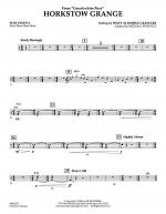 Horkstow Grange - Percussion 1 Sheet Music