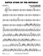 Battle Hymn of the Republic - Percussion 1 Sheet Music