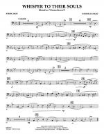 Whisper to Their Souls (based on Greensleeves) - String Bass Sheet Music