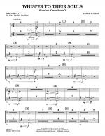 Whisper to Their Souls (based on Greensleeves) - Percussion 1 Sheet Music