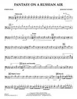 Fantasy on a Russian Air - String Bass Sheet Music