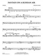 Fantasy on a Russian Air - Timpani Sheet Music
