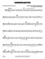 Greensleeves - Trombone/Baritone B.C./Bassoon Sheet Music