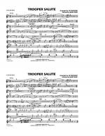 Trooper Salute - 1st Bb Trumpet Sheet Music
