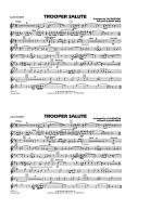 Trooper Salute - 2nd Bb Trumpet Sheet Music