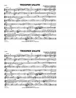 Trooper Salute - F Horn Sheet Music