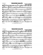 Trooper Salute - Bb Horn/Flugelhorn Sheet Music