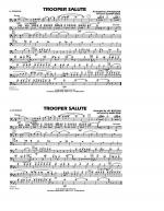 Trooper Salute - 1st Trombone Sheet Music