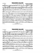 Trooper Salute - 2nd Trombone Sheet Music
