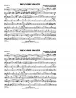 Trooper Salute - Baritone B.C. Sheet Music