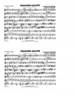 Trooper Salute - Xylophone/Marimba Sheet Music