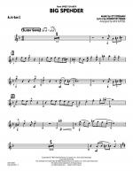 Big Spender - Alto Sax 2 Sheet Music