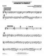 Nobody's Perfect - Bb Clarinet 1 Sheet Music