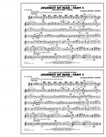 Journey of Man - Part 1 (Journey of Man: Youth) - Eb Alto Sax Sheet Music