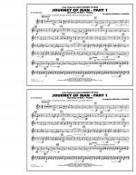 Journey of Man - Part 1 (Journey of Man: Youth) - Bb Tenor Sax Sheet Music