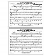 Journey of Man - Part 1 (Journey of Man: Youth) - Eb Baritone Sax Sheet Music