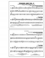 Stadium Jams - Volume 3 - 2nd Bb Trumpet Sheet Music
