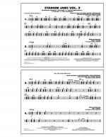 Stadium Jams - Volume 3 - Multiple Bass Drums Sheet Music