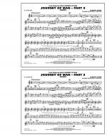 Journey of Man - Part 3 (Youth) - Eb Alto Sax Sheet Music