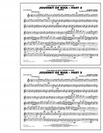 Journey of Man - Part 3 (Youth) - Bb Tenor Sax Sheet Music