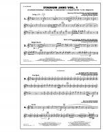 Stadium Jams - Vol. 1 - Eb Alto Sax Sheet Music