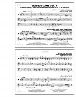 Stadium Jams - Vol. 1 - Bb Tenor Sax Sheet Music