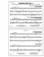 Stadium Jams - Vol. 1 - Eb Baritone Sax Sheet Music