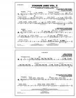 Stadium Jams - Vol. 2 - Snare Drum Sheet Music