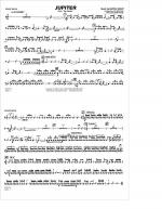 Jupiter (from The Planets) - Snare Drum Sheet Music