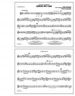 Drive My Car - Eb Baritone Sax Sheet Music