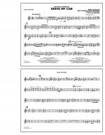 Drive My Car - 2nd Bb Trumpet Sheet Music