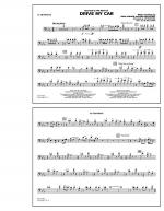 Drive My Car - 1st Trombone Sheet Music