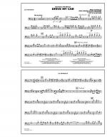 Drive My Car - 2nd Trombone Sheet Music