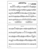 Drive My Car - Baritone B.C. Sheet Music