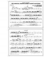 Hey Jude/Sgt. Pepper's Lonely Hearts Club Band - Snare Drum Sheet Music