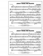(Don't Fear) The Reaper - Eb Alto Sax Sheet Music