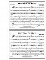 (Don't Fear) The Reaper - Eb Baritone Sax Sheet Music