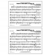 That's the Way (I Like It) - 2nd Bb Trumpet Sheet Music