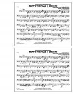 That's the Way (I Like It) - Tuba Sheet Music