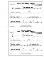 That's the Way (I Like It) - Aux Percussion Sheet Music