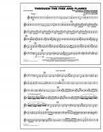 Through the Fire and Flames - 3rd Bb Trumpet Sheet Music
