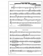 Through the Fire and Flames - Bb Horn/Flugelhorn Sheet Music