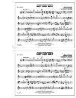 Hot Hot Hot - Bb Clarinet Sheet Music