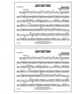 Hot Hot Hot - 2nd Trombone Sheet Music