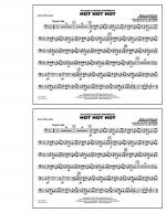 Hot Hot Hot - Electric Bass Sheet Music