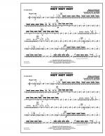 Hot Hot Hot - Snare Drum Sheet Music