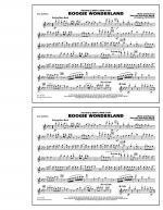 Boogie Wonderland - Flute/Piccolo Sheet Music