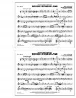 Boogie Wonderland - Bb Clarinet Sheet Music